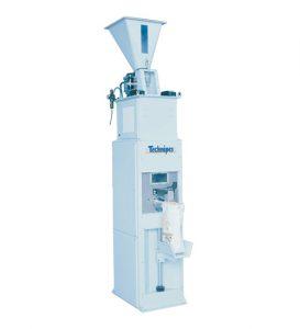 Półautomat pakujący produkt w worki wentylowe o wadze 5-15 kg