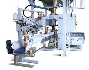 Moduł zaszywania i zgrzewania worków otwartych warstwowych (papier/folia/papier)
