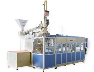 FUTURA automat. maszyna pakująca produkty w worki otwarte o wadze 15-50 kg z prędkością do 550 worków/h